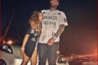 Išduotas NBA žvaigždės D.Cousinso arešto orderis