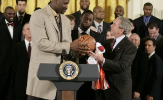 Sh.O'Nealas: NBA 2019-2020 metų sezono nugalėtojas reikiamos pagarbos negaus
