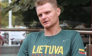 R.Seibutis - apie ilgesį lietuviškam maistui ir pergalės šampaną
