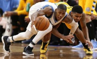"""NBA: skaudžiausias pralaimėjimas """"Lakers"""" istorijoje bei supertalentų dvikova"""