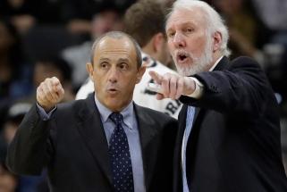 E.Messina: žmonės neįsivaizduoja, kaip skiriasi trenerio darbas NBA ir Europoje