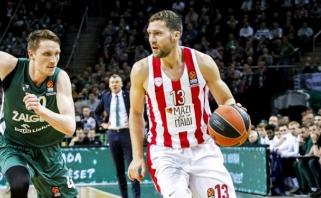 """CSKA """"permušė"""" """"Panathinaikos"""" pasiūlymą snaiperiui latviui"""
