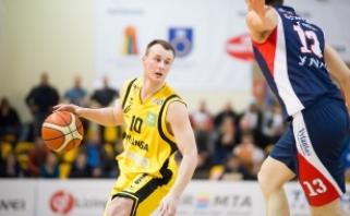 """NKL bronzos medaliais pasidabino finalo ketverto šeimininkai """"Palangos"""" krepšininkai"""