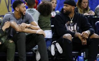 NBA sudrebino sensacingi mainai: D.Cousinsas taps D.Motiejūno bendraklubiu