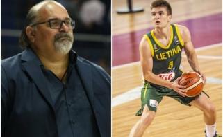 A.Džikičius laikėsi pažado: Ispanijos čempionate žais 19-metis A.Giedraitis