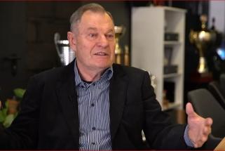 """75-metį švenčiantis M.Paulauskas: šuolį į """"Žalgirį"""" padariau būdamas vos 17-os"""