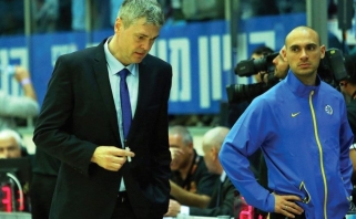 T.Sedekerskio klubas Tel Avive pralaimėjo trilerį A.Bagatskio auklėtiniams
