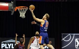 Brazdeikis pergalingai baigė pasirodymą NBA G lygoje