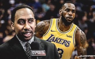 """S.A.Smithas džiaugiasi LeBronu ir tvirtina, kad """"Lakers"""" taps čempionais"""