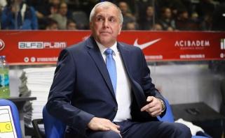 Ž.Obradovičius: NBA nėra europiečių trenerių, nes NBA - tai mafija