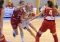 Aštuoniolikmetės Europos čempionate nusileido serbėms