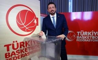 H.Turkoglu tiki: čempionatą galime pratęsti ir vasarą