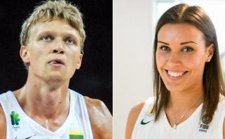 Geriausi 2016-ųjų Lietuvos krepšininkai - M.Kuzminskas ir K.Nacickaitė