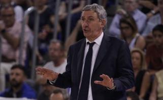 """""""Barcos"""" treneris išgyrė mirtinus priešus: """"Real"""" gali kovoti su NBA klubais"""