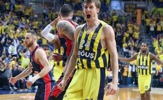 """""""Fenerbahče"""" išvargo pergalę prieš Juodkalnijos čempionus"""