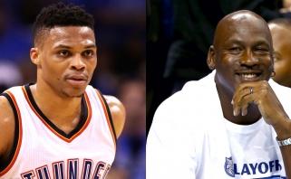 M.Jordanas: Westbrookas primena mane prieš 30 metų (TOP 10 video)