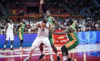 Nigerija įveikė Dramblio Kaulo Krantą, Iranas palaužė Angolą