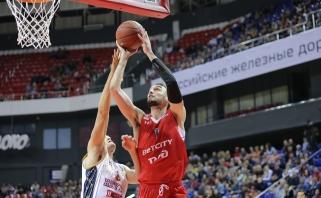 Krasnodaro ekipą palikęs amerikietis patraukė dviejų Eurolygos grandų dėmesį