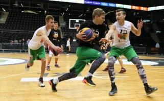 Lietuvos atvirojo 3×3 čempionato kovose – ir jaunimas, ir mėgėjai