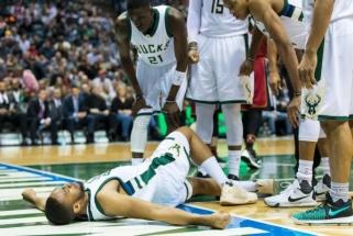 """""""Bucks"""" nesusitarė del naujo kontrakto su praėjusį sezoną siautėjusiu J.Parkeriu"""