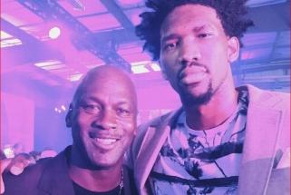 J.Embiidas: M.Jordanas nėra geriausias visų laikų krepšininkas