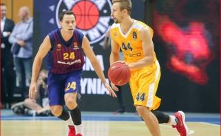 D.Dulkys pergalingai debiutavo Lenkijos čempionate