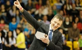 Latvijos rinktinę treniruos buvusio žalgiriečio tėvas