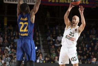 """""""Barca"""" graikų žvaigždei N.Calathesui siūlo 5,5 mln. dolerių per sezoną"""