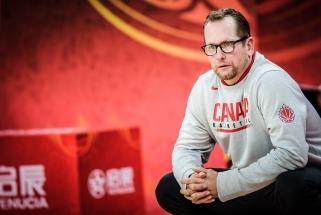 Žaizdotas Kanados krepšinis: kaip iš favoritų pavirsta menkai žinomų žaidėjų kratiniu?