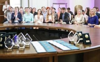 Vilniuje iškilmingai uždarytas MKL sezonas (geriausieji, komentarai, video)