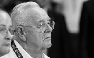 Mirė išskirtinė krepšinio pasaulio asmenybė Borislavas Stankovičius