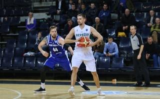 """""""Nevėžis"""" antrąjį FIBA Europos taurės etapą pradėjo dramatiška pergale"""