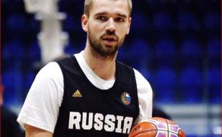 Rusijos rinktinę paliko tris pastaruosius metus LKL rungtyniavęs N.Blašovas