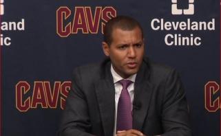 """""""Cavaliers"""" surengė pokalbius su dar keturiais pretendentais į trenerio postą"""