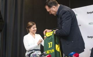 Lietuvai Eurobasket 2017 - aukščiausi tikslai ir pažįstami rėmėjai (video)