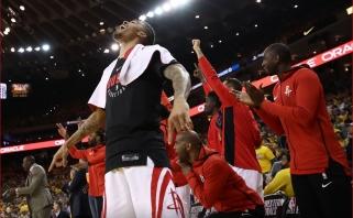 """""""Rockets"""" laimėjo įspūdingą trilerį ir susigrąžino namų aikštės pranašumą"""