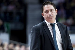 """Pascualis įvardijo tris Eurolygos komandas, kurios yra """"kitame lygyje, nei """"Zenit"""""""