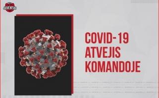 """Kariniauskas praleis rungtynes su """"Žalgiriu"""" - užsikrėtė COVID 19"""