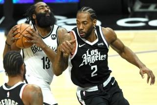 """Los Andžele – """"Nets"""" šėlsmas, """"Pelicans"""" laimėjo per pratęsimą, """"Wolves"""" atleido trenerį (rezultatai)"""