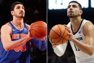 """""""Dzūkijos"""" gretas papildė NBA žvaigždės E.Kantero brolis"""