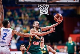 Lietuvos rinktinė trinktelėjo durimis pasaulio čempionate