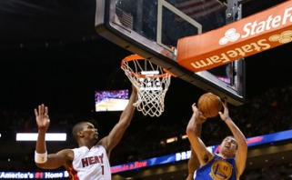 NBA paskelbė pirmosios savaitės naudingiausiuosius