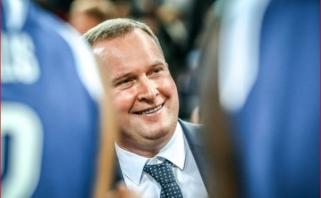 D.Ivanovičių pranokęs K.Maksvytis: smagu laimėti prieš garsų trenerį ir gerą komandą