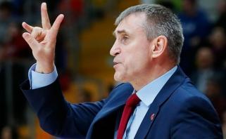 Su šypsena Maskvą palikęs K.Kemzūra išskyrė pergalės detales, CSKA dairosi pastiprinimo