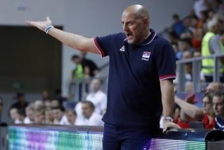 A.Džordževičius: šios komandos visuomet kaunasi lyg dėl medalių
