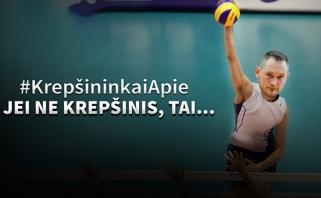 """""""Lietuvos ryto"""" žaidėjai atsakė į klausimą, kas būtų, jei ne krepšinis...  (video)"""