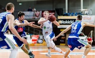 P.Dambrauskas: noriu su Klaipėdos komanda pasiekti LKL medalius