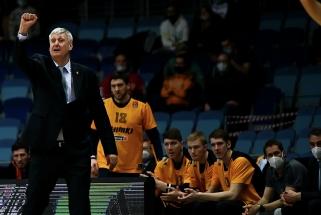 """""""Chimki"""" tik dabar patvirtino vyriausiąjį trenerį (Astachovo komentaras)"""