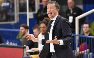 """""""Lietuviškasis"""" Krasnodaro klubas atsisveikino su vyriausiuoju treneriu"""