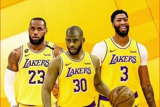 """S.A.Smithas: Ch.Paulas nenori į """"Lakers"""""""